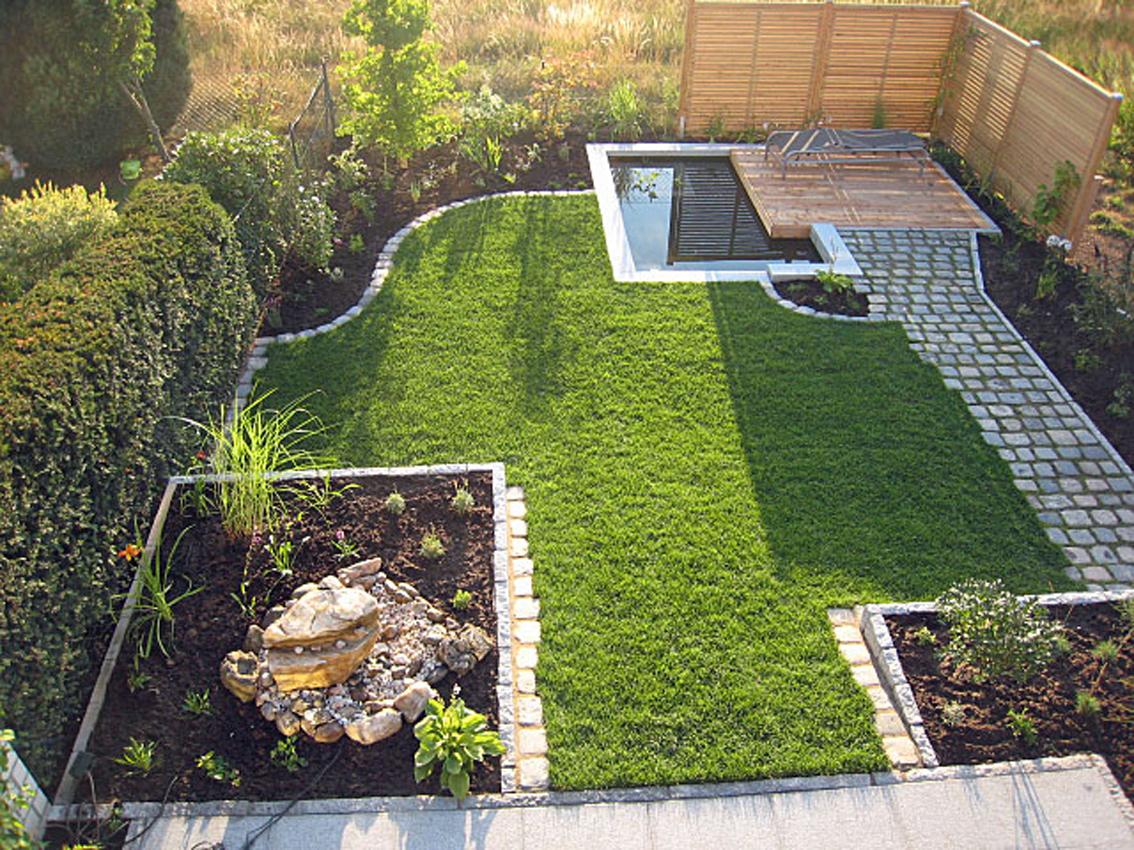 Gartengestaltung Ideen 107 Bilder Schone